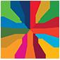 SDG Wheel Transparent